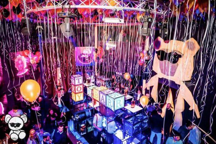 discoteca toy room roma